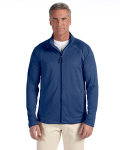Alpha Broder DG420 Men's Stretch Tech-Shell? Compass Full-Zip