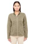 Alpha Broder DG793W Ladie's Bristol Full-Zip Sweater Fleece Jacket