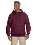 Alpha Broder EC5570 7 Oz. Organic/Recycled Heathered Fleece Pullover Hood