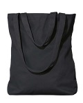 Alpha Broder EC8000 8 Oz. Organic Cotton Twill Everyday Tote