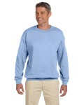 Alpha Broder F260 Adult 9.7 Oz. Ultimate Cotton® 90/10 Fleece Crew