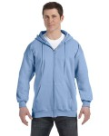 Alpha Broder F280 Adult 9.7 Oz. Ultimate Cotton® 90/10 Full-Zip Hood