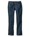 Alpha Broder FD231 13 Oz. Women's Denim Five-Pocket Jean