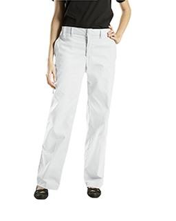 Alpha Broder FP221 6.75 Oz. Women's Premium Flat Front Pant