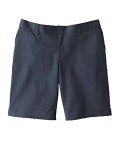 "Alpha Broder FR221 6.75 Oz. Women's 9"" Flat Front Short"