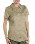 Alpha Broder FS574 5.25 Oz. Short-Sleeve Work Shirt