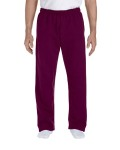 Alpha Broder G123 Adult Dryblend® Adult 9 Oz., 50/50 open-Bottom Sweatpants