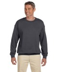 Alpha Broder G180 Adult Heavy Blend™ Adult 8 Oz., 50/50 Fleece Crew