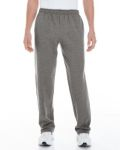 Alpha Broder G183 Adult Heavy Blend™ Adult 8 Oz. Open-Bottom Sweatpants With Pockets