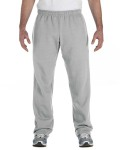 Alpha Broder G184 Adult Heavy Blend™ Adult 8 Oz., 50/50 Open-Bottom Sweatpants