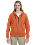 Alpha Broder G187FL Heavy Blend™ Ladie's 8 Oz. Vintage Classic Full-Zip Hood