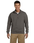 Alpha Broder G188 Adult Heavy Blend™ Adult 8 Oz. Vintage Cadet Collar Sweatshirt