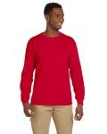 Alpha Broder G241 Adult Ultra Cotton® 6 Oz. Long-Sleeve Pocket T-Shirt