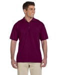 Alpha Broder G280 Adult Ultra Cotton® Adult 6 Oz. Jersey Polo