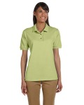 Alpha Broder G380L Ladie's Ultra Cotton® Ladie's 6.3 Oz. Pique Polo