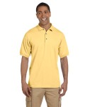 Alpha Broder G380 Adult Ultra Cotton® Adult 6.3 Oz. Pique Polo