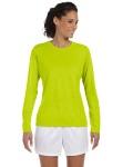 Alpha Broder G424L Ladie's Performance® Ladie's 5 Oz. Long-Sleeve T-Shirt
