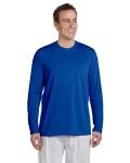 Alpha Broder G424 Adult Performance® Adult 5 Oz. Long-Sleeve T-Shirt