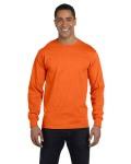 Alpha Broder G840 Adult 5.5 Oz., 50/50 Long-Sleeve T-Shirt