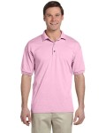 Alpha Broder G880 Adult 6 Oz. 50/50 Jersey Polo
