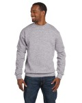 Alpha Broder G920 Adult Premium Cotton® Adult 9 Oz. Ringspun Crew