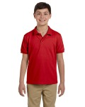 Alpha Broder G948B Youth 6.8 Oz. Pique Polo