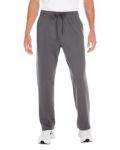 Alpha Broder G994 Adult Performance® 7 Oz. Tech Open-Bottom Sweatpants With pockets