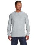 Alpha Broder JA8241 Men's Vintage Zen Thermal Long-Sleeve T-Shirt