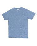 Alpha Broder JA8264 Adult Vintage Twisted Slub Jersey T-Shirt