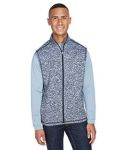 Alpha Broder JA8631 Adult Cosmic Fleece Vest