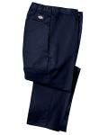 Alpha Broder LP700 7.75 Oz. Premium Industrial Flat Front Comfort Waist Pant