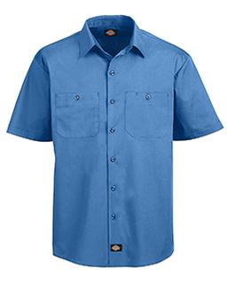 Alpha Broder LS516 4.25 Oz. Worktech With Aerocool Mesh Premium Performance Work Shirt