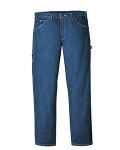 Alpha Broder LU200 14 Oz. Industrial Carpenter Jean