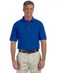 Alpha Broder M200T Men's Tall 6 Oz. Ringspun Cotton Pique Short-Sleeve Polo