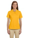 Alpha Broder M200W Ladie's 6 Oz. Ringspun Cotton Pique Short-Sleeve Polo