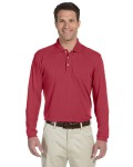 Alpha Broder M265L 5.6 Oz. Easy Blend™ Long-Sleeve Polo