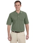 Alpha Broder M270 5.6 Oz. Tipped Easy Blend™ Polo
