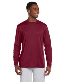 Alpha Broder M320L 4.2 Oz. Athletic Sport Long-Sleeve T-Shirt
