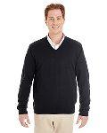 Alpha Broder M420 Men's Pilbloc™ V-Neck Sweater