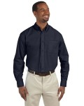 Alpha Broder M510T Men's Tall 3.1 Oz. Essential Poplin