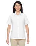 Alpha Broder M545W Ladie's Advantage Snap Closure Short-Sleeve Shirt