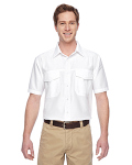 Alpha Broder M580 Men's Key West Short-Sleeve Performance Staff Shirt