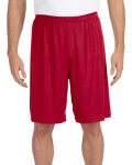 "Alpha Broder M6700 For Team 365 Men's Performance 9"" Short"