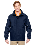 Alpha Broder M772 Adult Contract 3-In-1 Jacket With Daytime Hi-Vis Fleece Vest