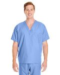 Alpha Broder M897 Adult Restore 4.9 Oz. Scrub Top