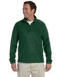 Alpha Broder M980 Adult 8 Oz. Quarter-Zip Fleece Pullover