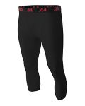 Alpha Broder N6202 Adult Polyester/Spandex Compression Tight