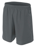 Alpha Broder NB5343 Youth Woven Soccer Shorts
