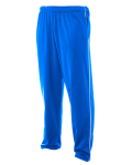 Alpha Broder NB6179 Youth Zip Leg Pull On Pants