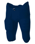 Alpha Broder NB6180 Youth Flyless Integrated Football Pants